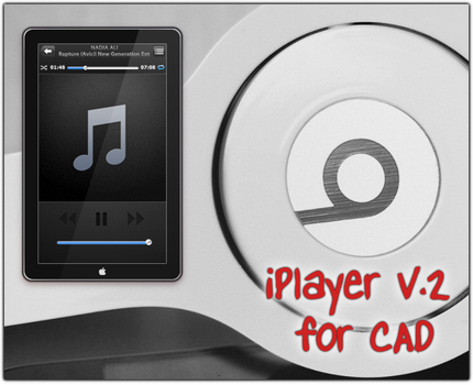 iPlayer V.2 for CAD by ABEL by addicted2drums