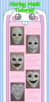 Harley Mask Tutorial by dust-bunny