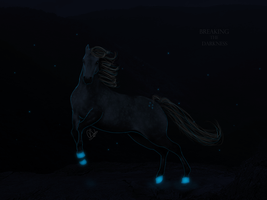 CONTEST :: Breaking the Darkness by horseygal621