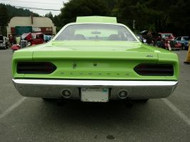Another Plymouth Butt Photo, 1970 GTX Style by RoadTripDog