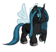 Chrysalis Uni by Blesses