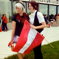 APH Austria and Prussia by Sayaswonderland