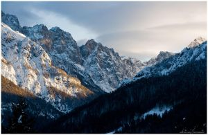 mountains and snow II by zero-