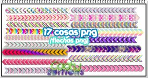 Pack 17 Cosas png by CatyElmolover