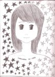 surrounded by stars by musicismysantuary