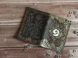 Warlords of Draenor passport cover by Arnakhat