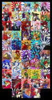 Old Furaffinity: Fighter Icons by ChunksTheMighty
