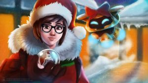 Mei-rry Christmas by ArtKitt-Creations