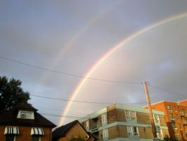 Cell Phone Rainbow by Gr8-Gatensby