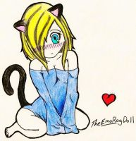 Kitty Me 2 by TheEmoRagDoll