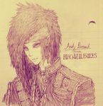 Andy Biersack from BVB by VioletCharlie