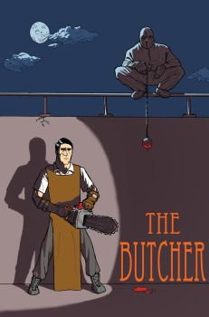 The Butcher Coverpage by ExecutionStyle