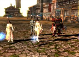 Gameplayer Lineage 2 by kolesina