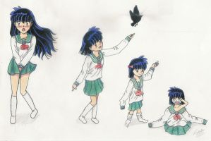 Kagome age regression by karentje123