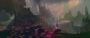 2014.01.17 SpitUndiscovered cave by M0nkeyBread