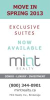 Mint reality Real state sign by w3soul