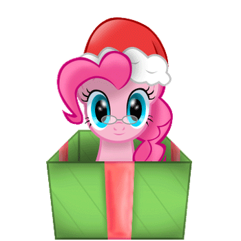 Santa Pie (In a box #11) by Sedrice