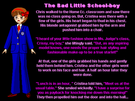 The Bad Little School-boy +015 by SissyDemi