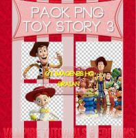 Pack Toy Story 3 by ADMINBRAIAN