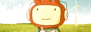 Scribblenauts by WipeoutMatt
