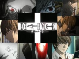 Death Note Wallpaper by StarwindX9
