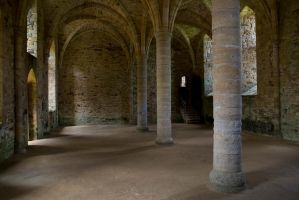 Stock... Battle Abbey 1 by RhysBriers
