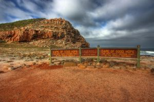 Cape of Good Hope I - HDR by somadjinn