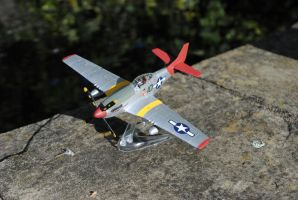 P-51 Mustang by Party9999999