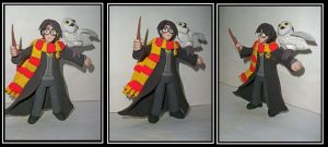 Harry Potter by axelgnt