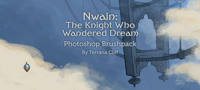 Nwain Photoshop Brushpack by rillani