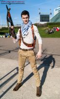 15th Mar LSCC Nathan Drake by TPJerematic