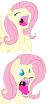 Yay Transparent BG by MoongazePonies