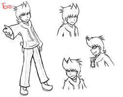 [C.A.] Tord's Design by ew-a