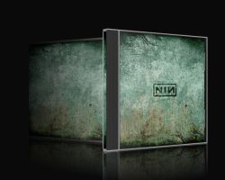Nine Inch Nails CD Cover 02 by lomax-fx