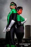 Stand Together Kyle x Natu by ComicChic19