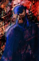 Blue Demon de la Muerte by Hampire