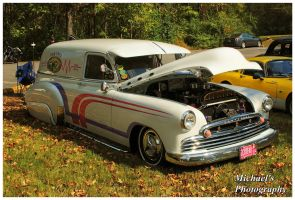 A 1949 Chevy Sedan Delivery by TheMan268