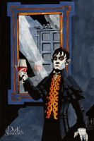 Barnabas Collins by jmdesantis