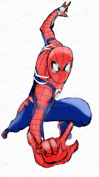 Spider-Man by silency2