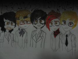 Fearless Vampire Killers by CamiGDrocker