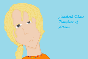 Annabeth Chase by lollimewirepirate