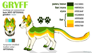 CO: Gryff Reference - ParadeDemon by TotodiIe