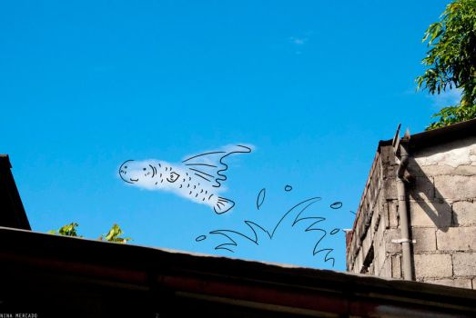 Cloud Fish by Sinigang-na-Baboy