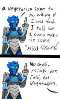 Bionicle: Gali's bad jokes by StigmaDGenerate