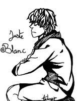 Death Note - Juste Blanc by andersss