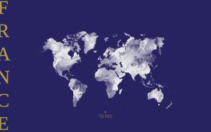 Let's travel the world / France by cocorie