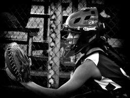 The Catcher by InsertPhotoHere