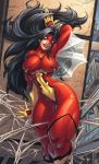 Spiderwoman Art Collab Colors by JustArt27