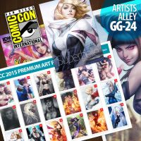 See you at SDCC 2015 by Artgerm