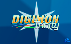 Digimon Trinity Logo | G3! Designs by G3Drakoheart-Arts